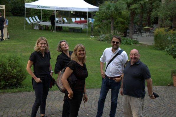 Das ZDF-Team